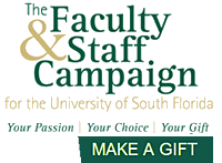USF Unstoppable Faculty & Staff Campaign